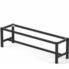 Limpopo 420mmH Coffee Table and/or Bench Seat Frame with H-Brace (Square Leg)