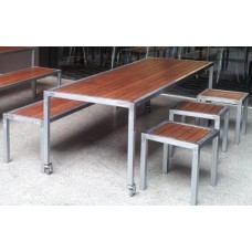 Acton Tables & Low Stools