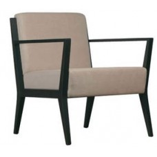 Cinquanta Single Lounge with Open Side Panels