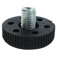 Screw-in Glides (Black)