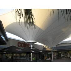 Shopping Centre Courtyard