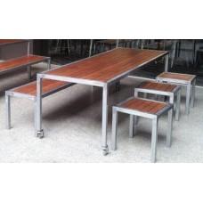 Acton - Galvanised Steel Frame