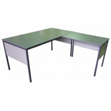 Teacher Desk + Return