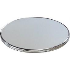 Bistro Nickel Silver Edge